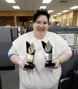 Nicole Schlinger awards 2