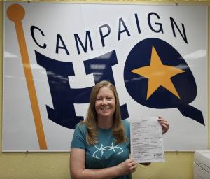 Nicole Schlinger Iowa GOP fundraiser
