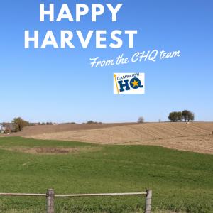 Nicole Schlinger Harvest Farmer
