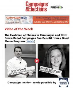 Nicole Schlinger Campaign