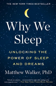 Nicole Schlinger Why We Sleep